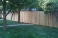 7 Ft Wood Fences